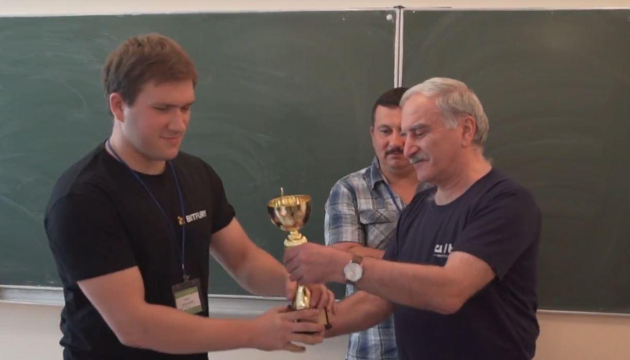 Кубок Векуа, Євген Задорожній, Темурі (Теодор) Заркуа