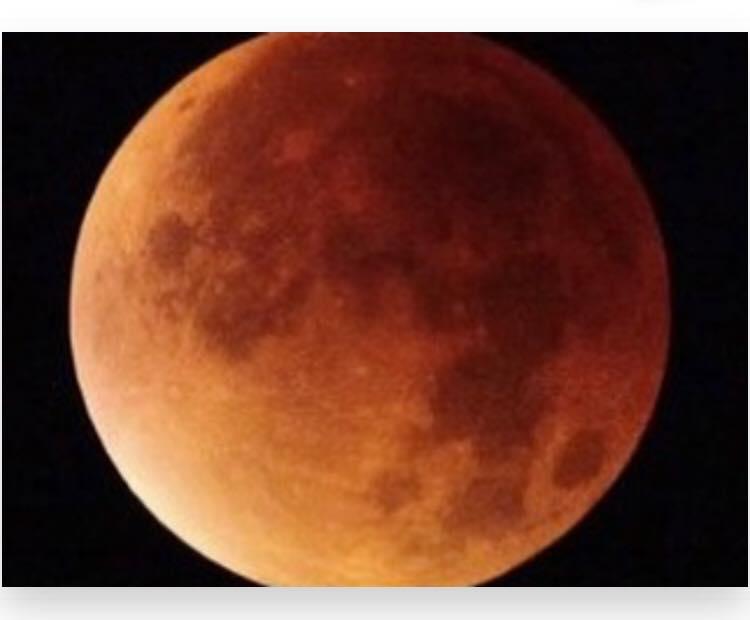 Місячне затемнення-2018