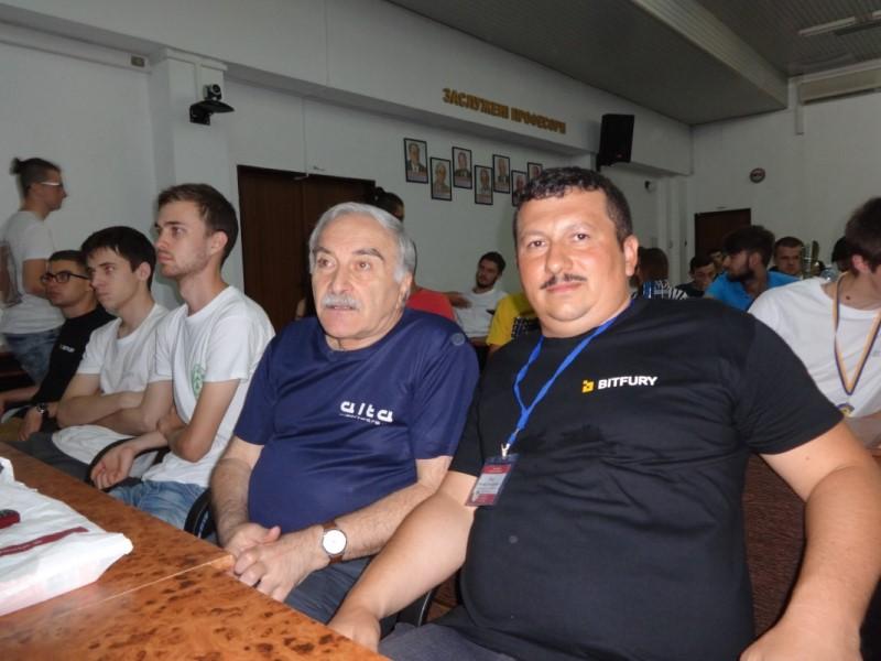 Олександр Міца, Теодор Заркуа