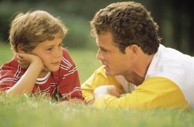 Виховання - треба говорити з дитиною