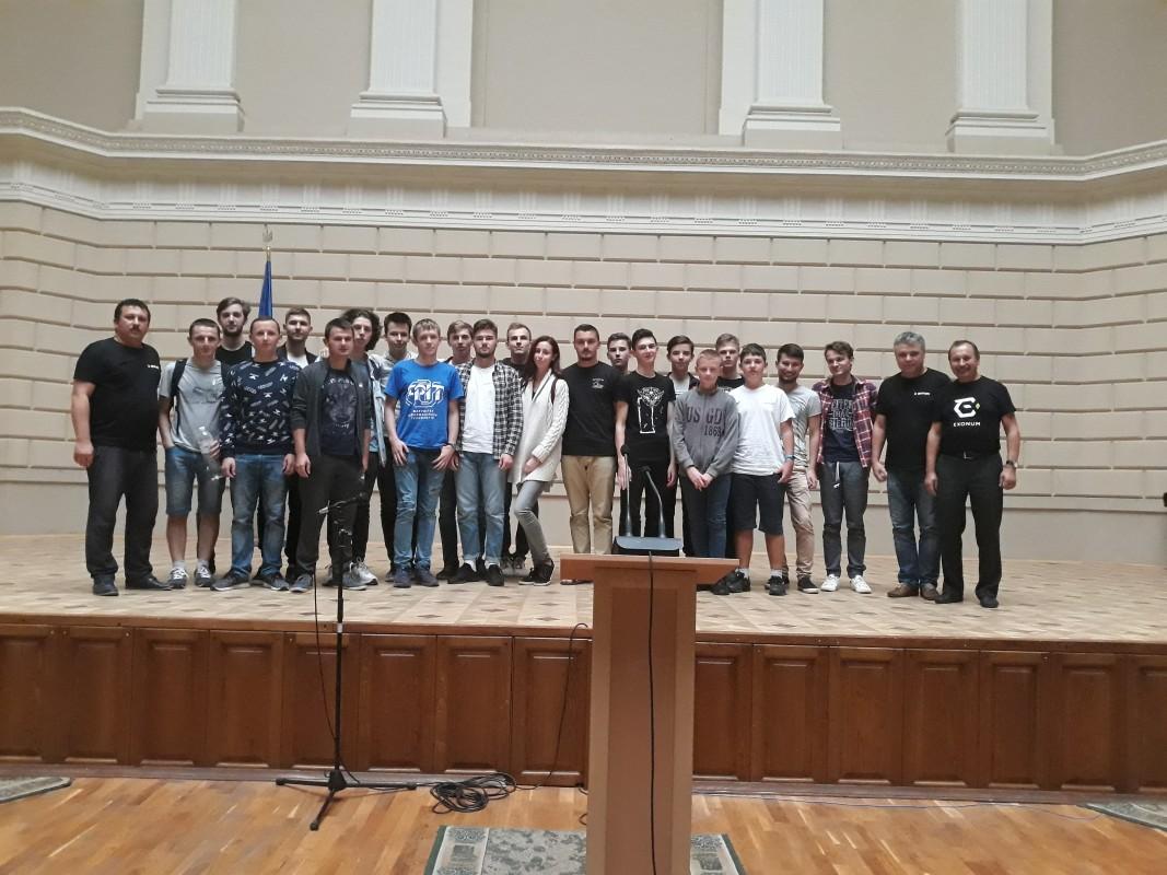 Команди Закарпатської області