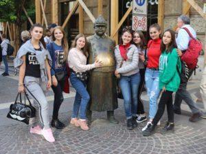 Студенти УТЕК КНТЕУ побували в Будапешті та Відні