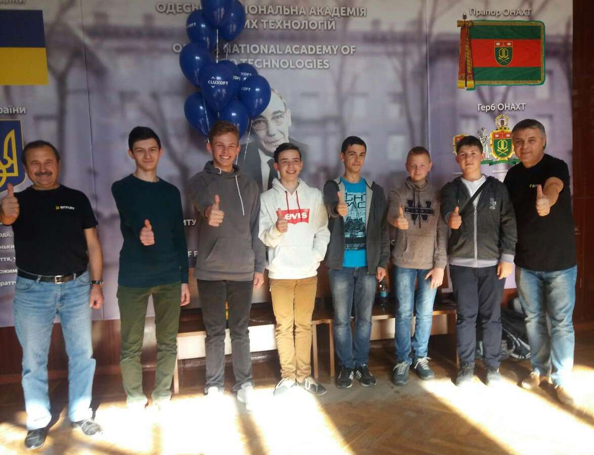 Закарпатські команди в Одесі