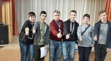Команди Закарпаття з тренером Сергієм Вапнічним