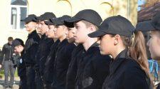 Шкільний патруль у Мукачівській ЗОШ № 1