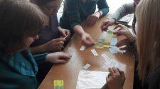 Вчителі обговорюють типові помилки на ЗНО