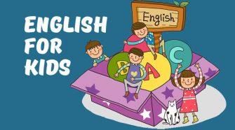 Англійська для діток