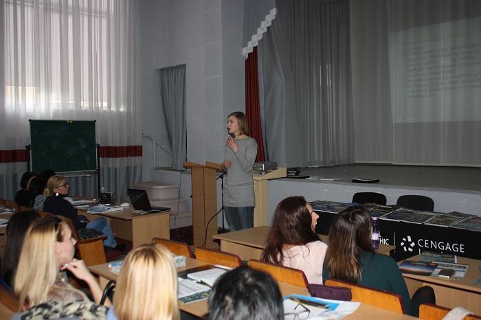 Cемінар-тренінг для вчителів англійської мови National Geographic Learning