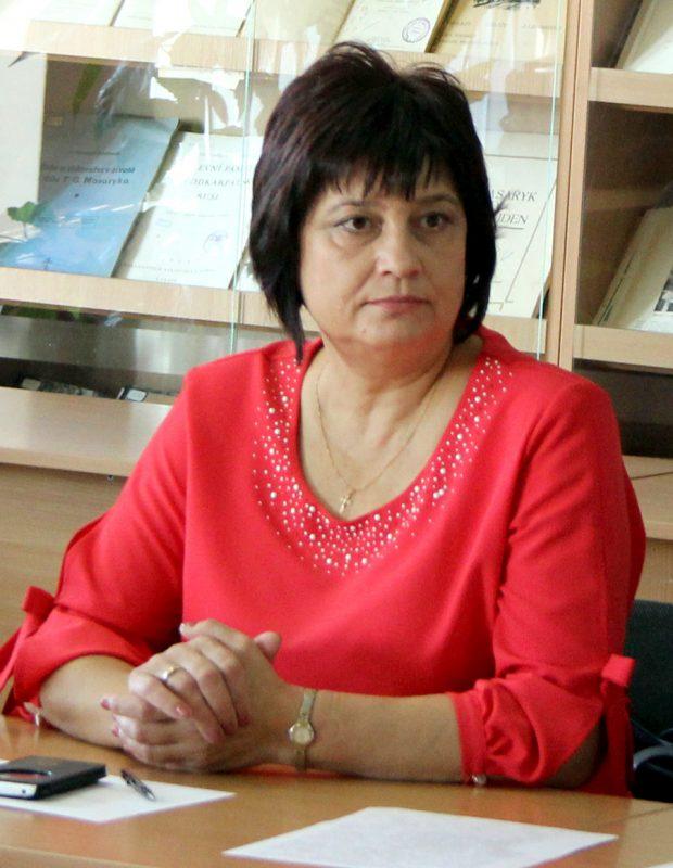 Ірина Гармасій