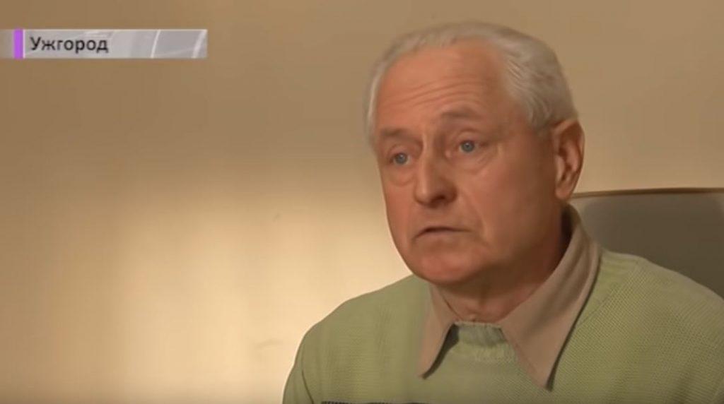 Ярослав Сенчук, заступник директора з адміністративно-господарської роботи Ужгородської ЗОШ № 2