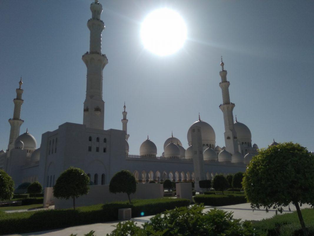 Мечеть шейха Заїда