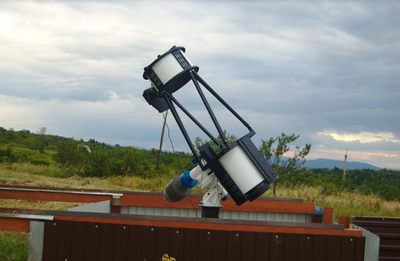 Телескоп в УжНУ