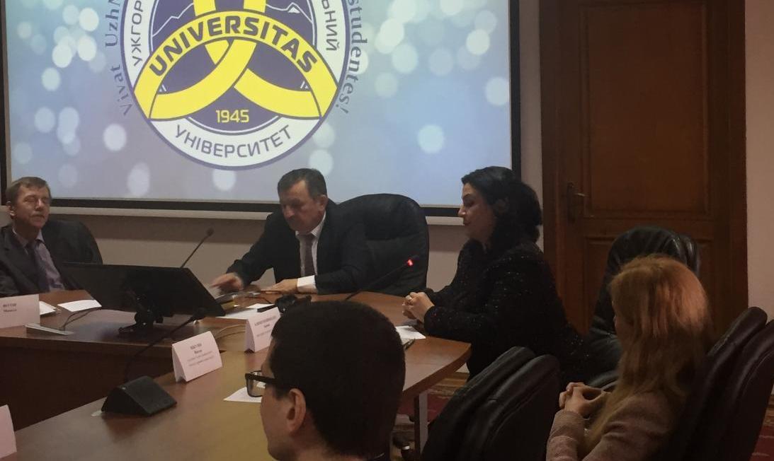 Віце-прем'єрка з питань європейської та євроатлантичної інтеграції України Іванна Климпуш-Цинцадзе