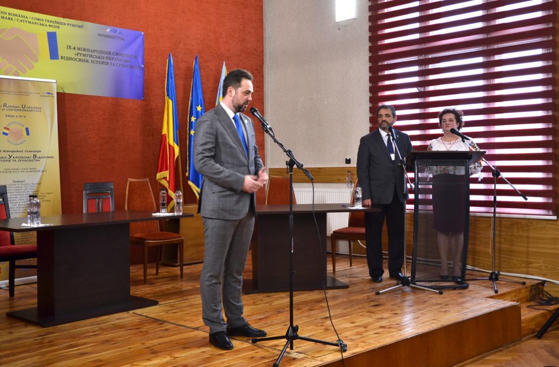 Відкриває засідання Микола-Мирослав Петрецький