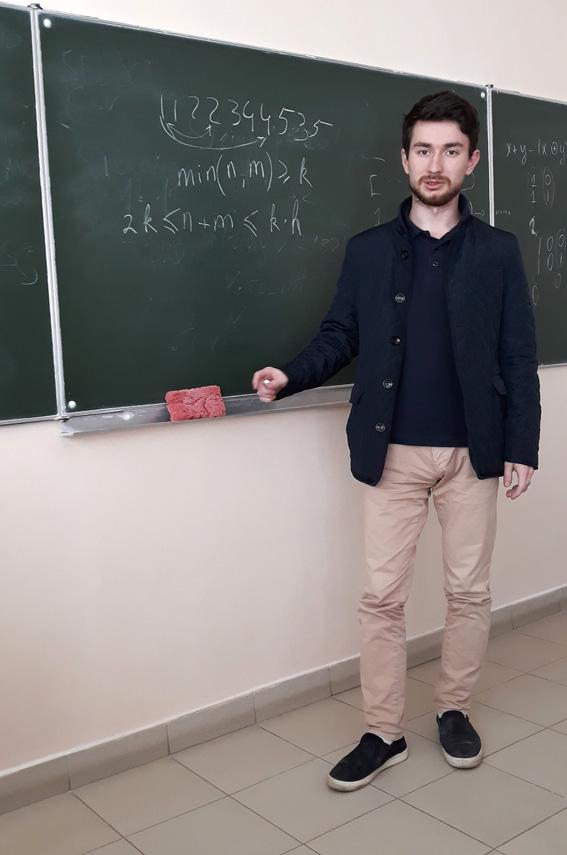 Розбір задач проводить Владислав Єрмаков