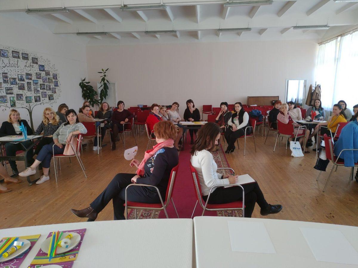 Школа професійного зростання вчителів англійської мови