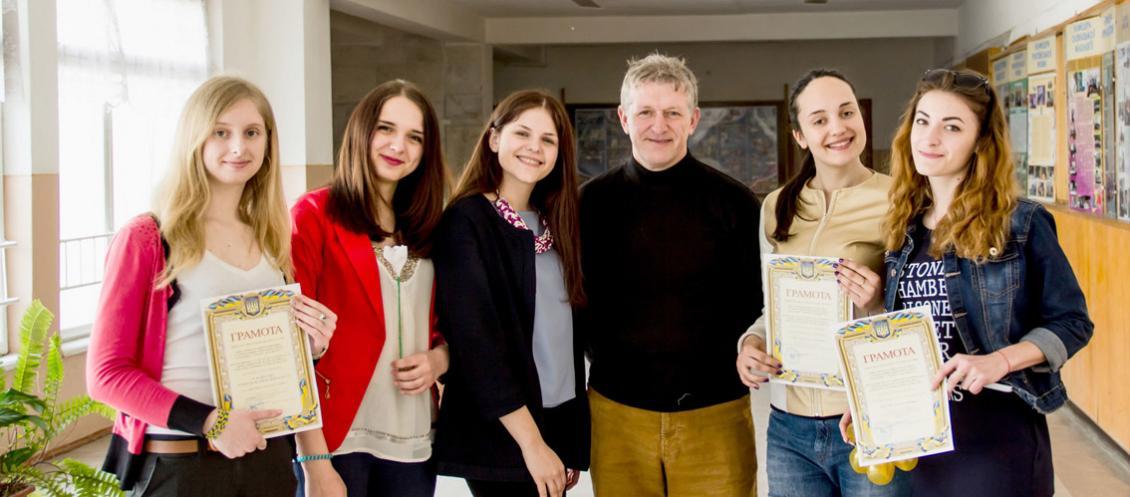 Студенти відділення журналістики УжНУ неодноразово стають переможцями всеукраїнських фахових олімпіад