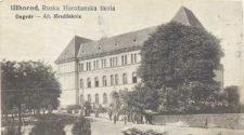 Ужгородська горожанська школа, міжвоєнні роки (нині ЗОШ № 4)