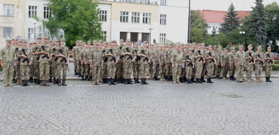 Військова кафедра УжНУ