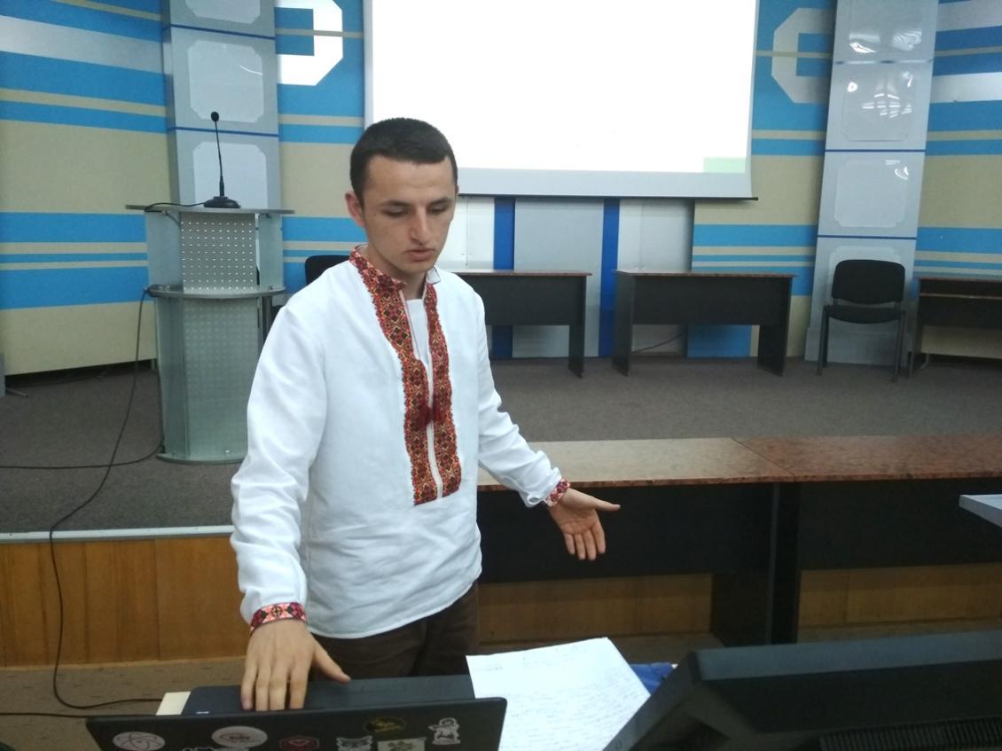 Ярослав Гайович – розробка автоматизованої транскрипції