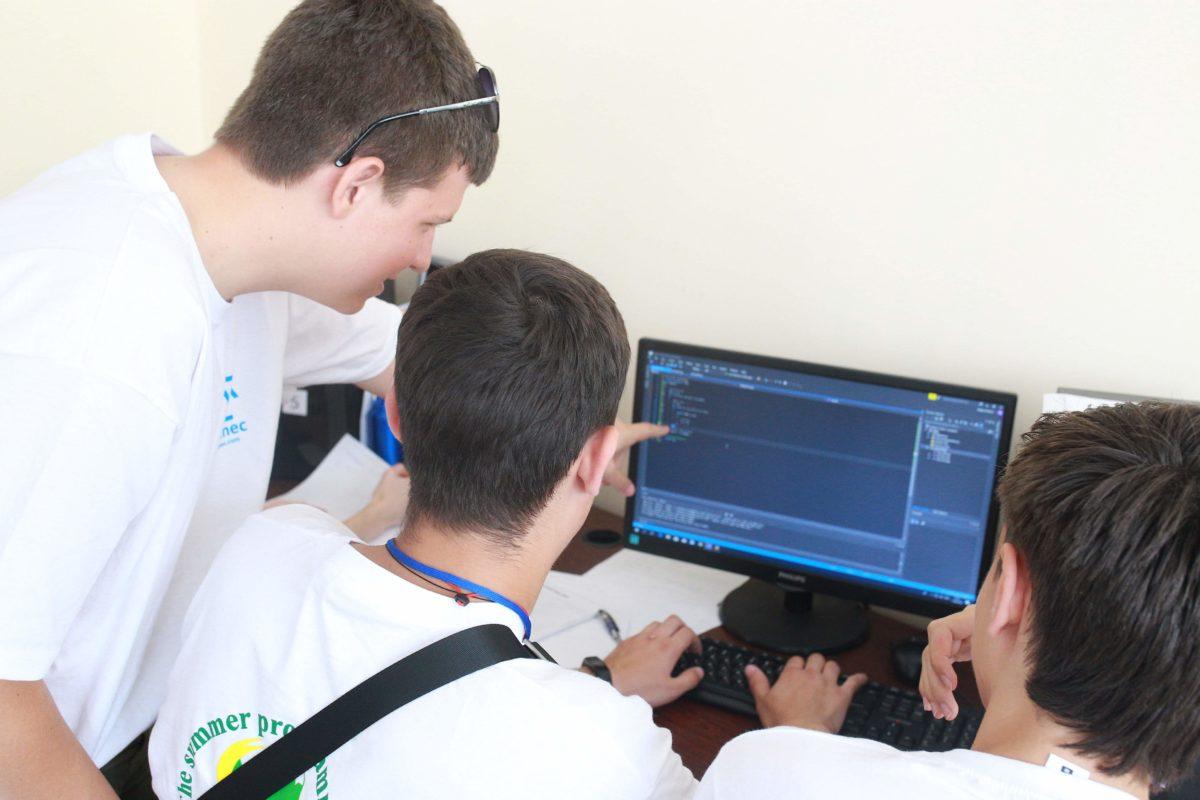 Написання коду програми - завершальна частина розв'язування задачі