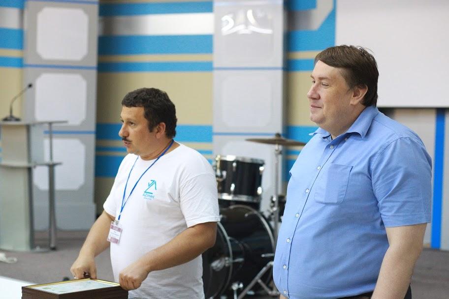 Олександр Міца й Ігор Повхан
