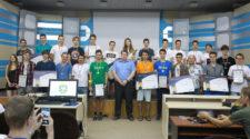 Переможці IV Міжнародної літньої школи з програмування в Ужгороді-2019