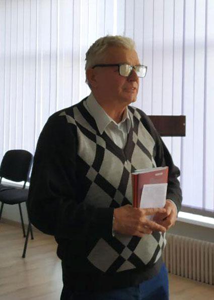 Василь Густі