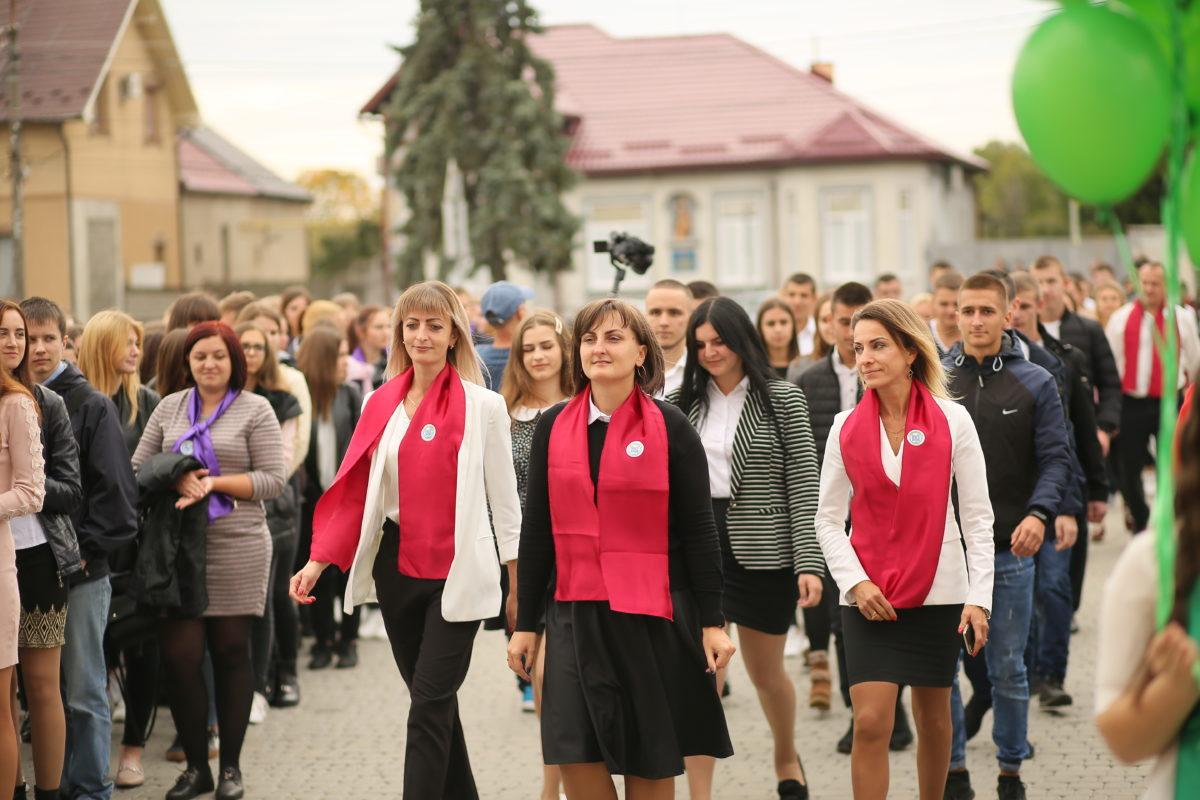 Викладачі Мукачівського університету