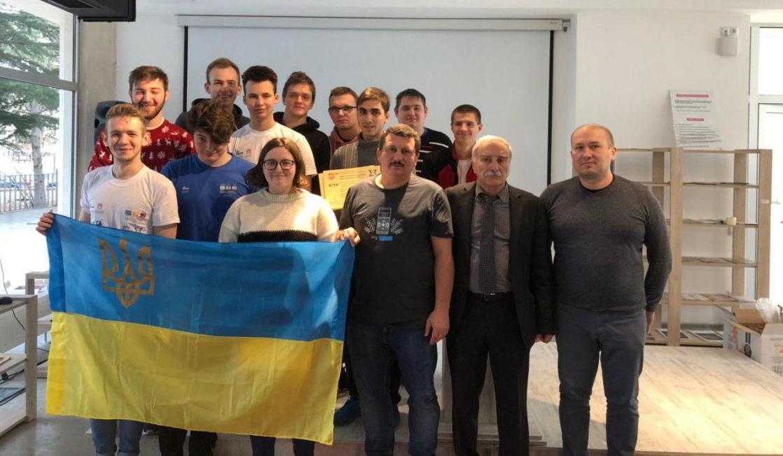 Учасники з України з Теодором Заркуа