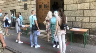 Єдиний вступний іспит з іноземної в Ужгороді