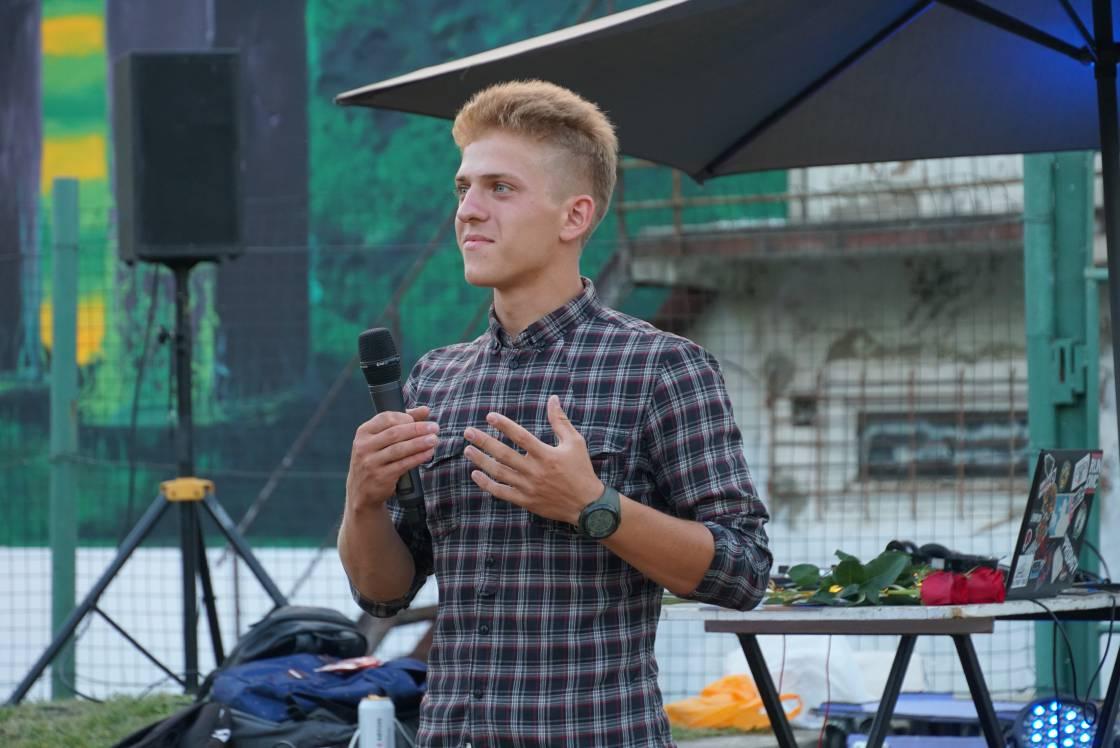 Володимир Попович – один з ініціаторів проєкту