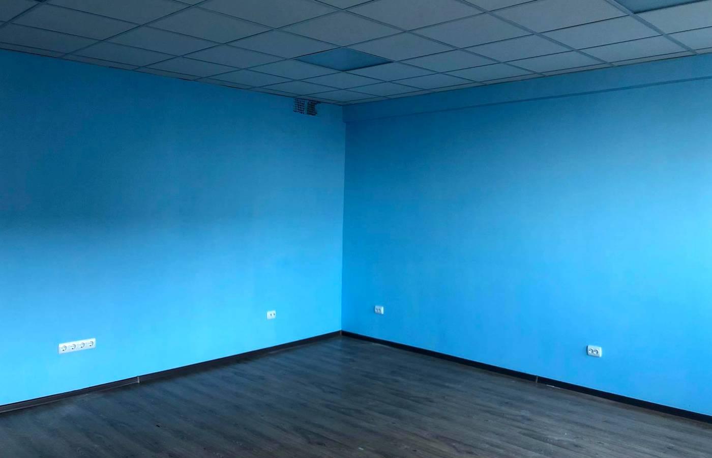 Щойно відремонтована авдиторія під кімнату-музей академіка Василя Німчука