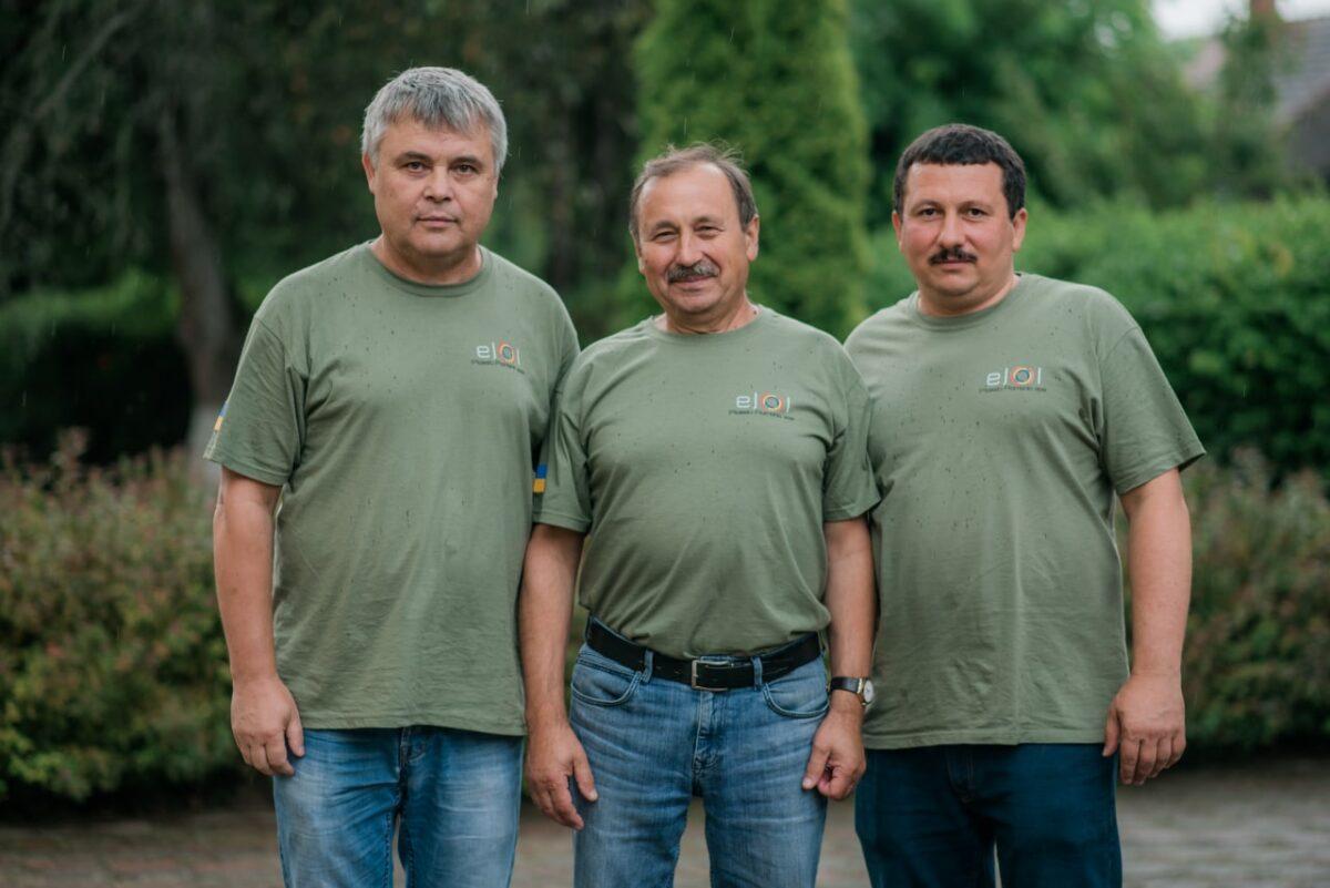 Сергій Вапнічний, Микола Дронь, Олександр Міца