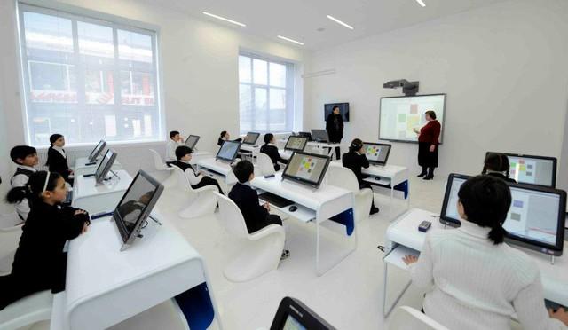 Сучасне обладнання в школах
