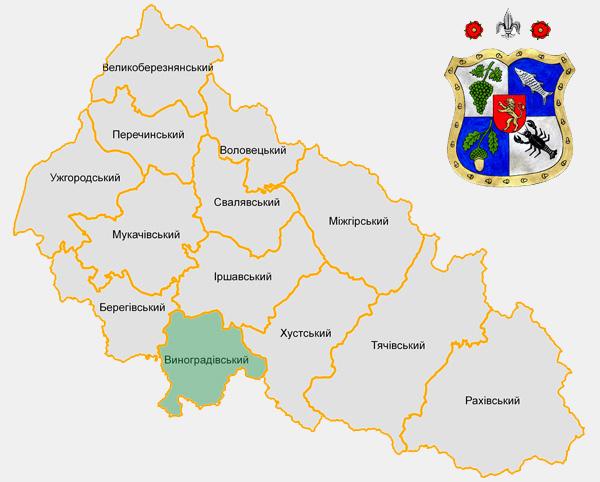 Виноградівський район