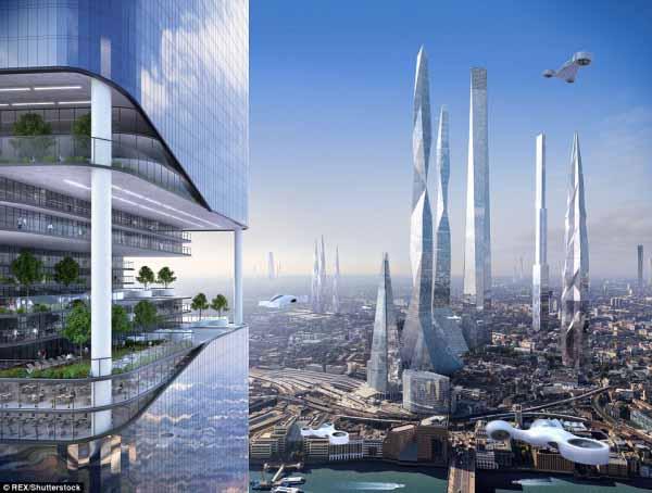 Місто майбутнього