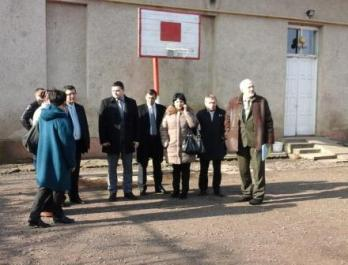 В Ужгородській школі №13