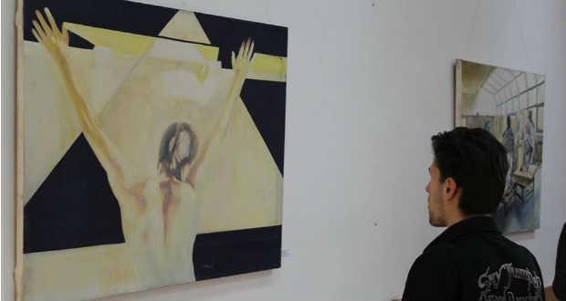 Виставка робіт Адама Імре