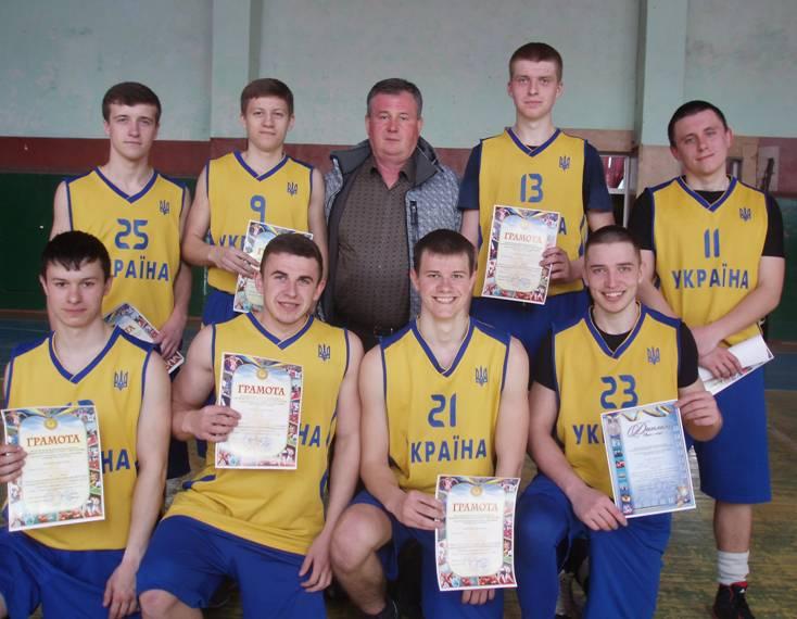Команда МДУ з баскетболу