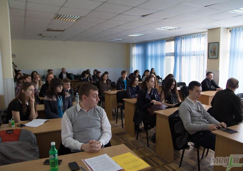 В УжНУ говорили про ставлення країн Європи до кризи в Україні
