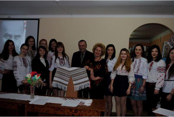Шевченкіана в Мукачівському університеті