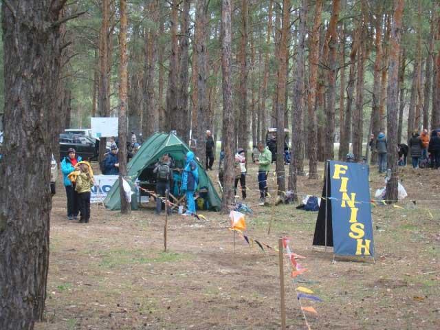 Юні туристи із Закарпаття перемогли на чемпіонаті України зі спортивного орієнтування