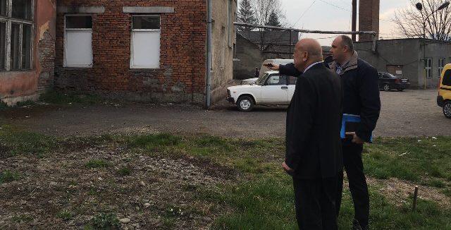 Геннадій Москаль на Перечинщині