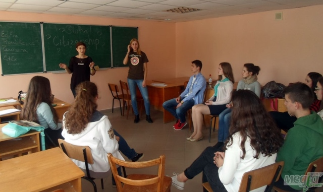 Міжнародна мовна програма CACTUS в УжНУ