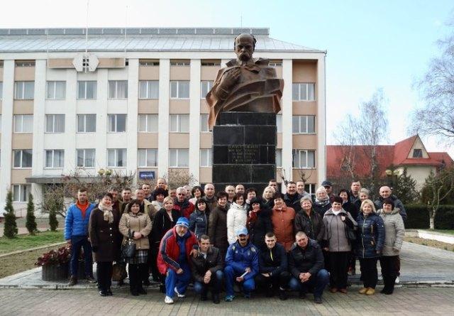 Профспілкові лідери Закарпаття та Івано-Франківщини