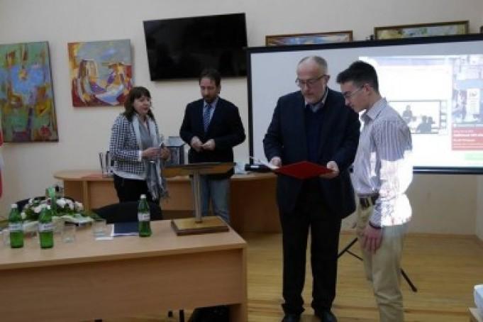 Учні з Ужгорода отримали грант