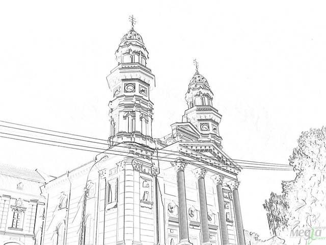 Ужгородський греко-католицький собор