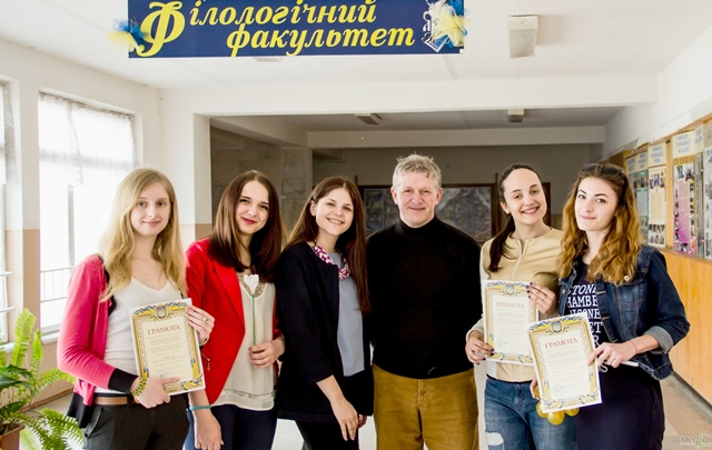 Журналісти і рекламники з УжНУ, Володимир Тарасюк