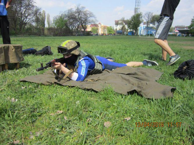 Змагання зі стрільби в Ужгороді